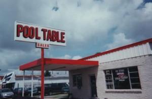 Original Pool Table Factory